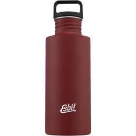 Esbit Sculptor Drikkeflaske 750 ml, rød